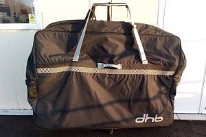 DHB padded bike bag